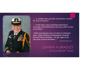 LeAnna Bradley Scholarship Banner ii